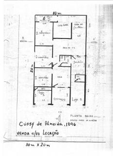 Araçatuba: Loja comercial alugo na Cussy 1