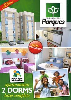 Campinas: Apartamentos Residencial dos Parques 1