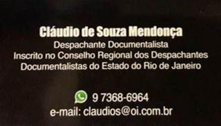 Despachante documentalista
